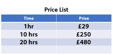 clear-pass-price-list